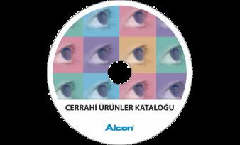 Alcon hastanesi CD Baskı
