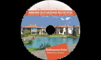 Ankara Büyükşehir Belediyesi, CD Baskı, İşlemi