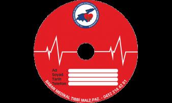 Baran Hastanesi CD Baskı
