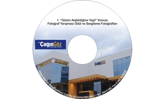 Çağın Göz Hastanesi CD Baskı