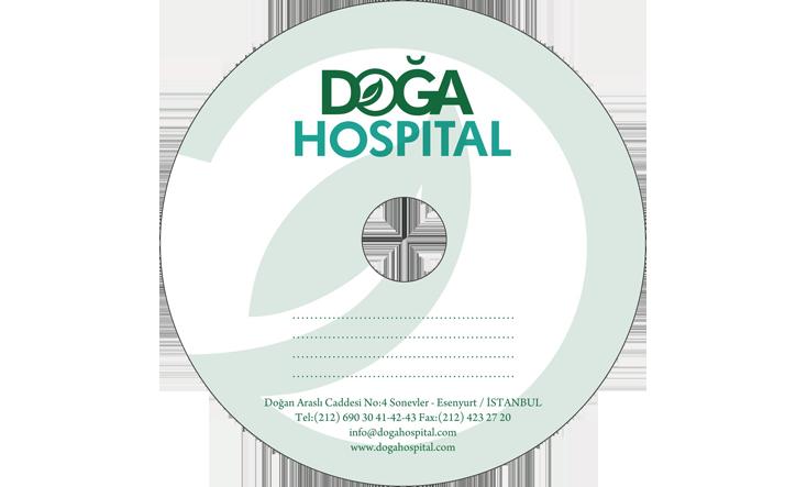 Doğa Hospital CD Baskı