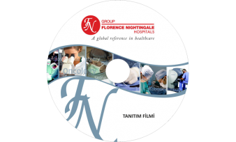 Florence Nightingale Hastanesi CD Baskı