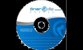 Oner Diş CD Baskı