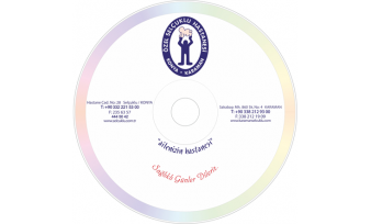 Selçuklu Devlet Hastanesi CD Baskı