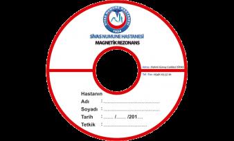 Sivas Numune Hastanesi CD Baskı