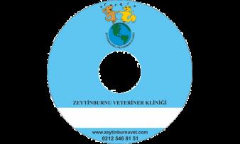 Zeytinburnu Veteriner Kliniği CD Baskı