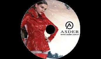 ASDER CD Baskı İşlemi