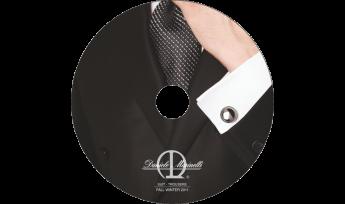 Daniele Marinelli CD Baskı İşlemi