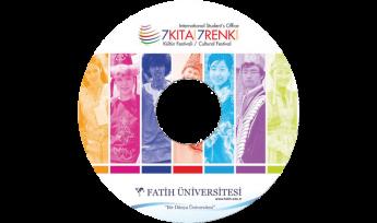Fatih Üniversitesi CD Baskı İşlemi
