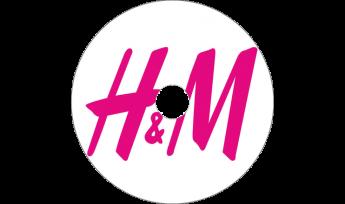 H&M CD Baskı İşlemi