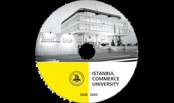 İstanbul Ticaret Üniversitesi CD Baskı İşlemi