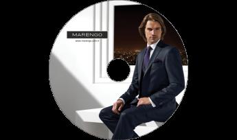 Marengo Giyim CD Baskı İşlemi