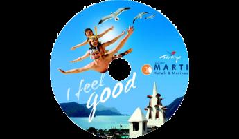 Martı Otel CD Baskı