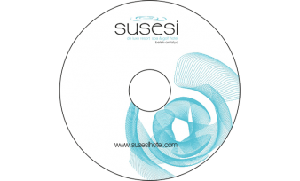 Susesi Otel CD Baskı