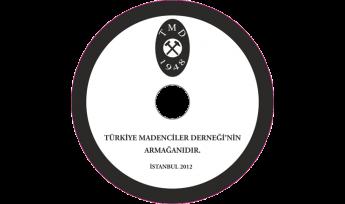 TMD CD Baskı İşlemi
