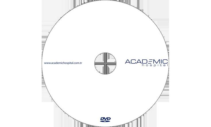 Academic Hastanesi CD Baskı