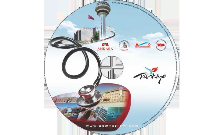 Ankara Hastanesi CD Baskı